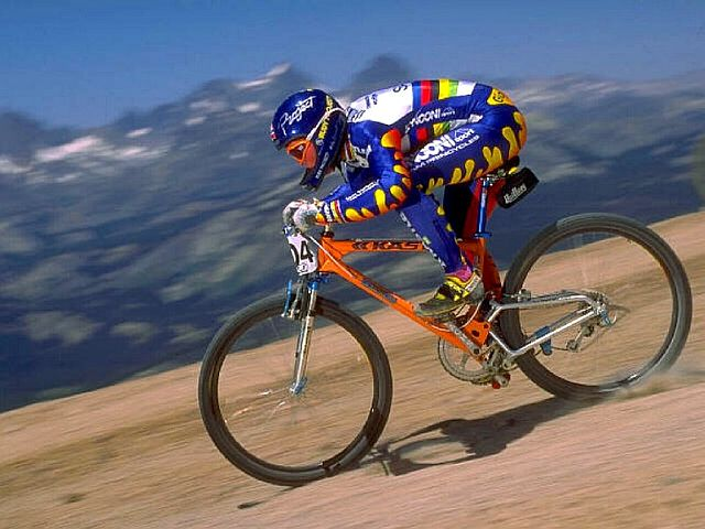 гоночный велосипед