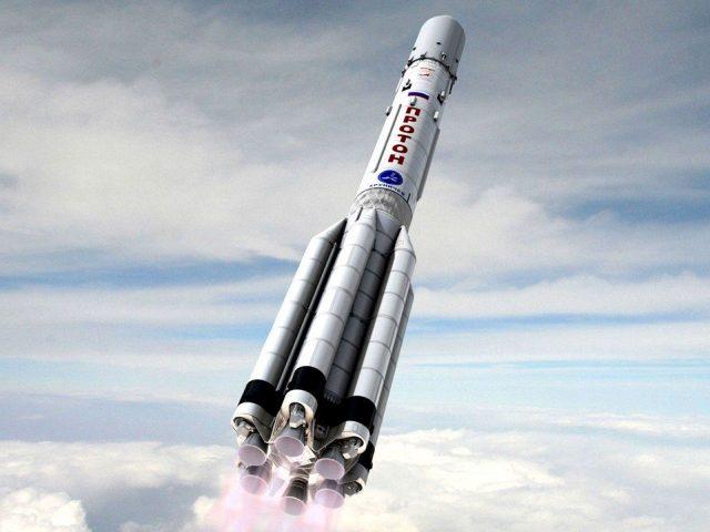 Устройство многоступенчатой ракеты